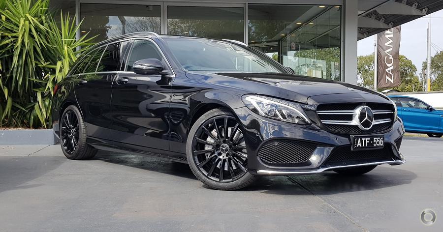 2017 Mercedes-Benz C250  S205