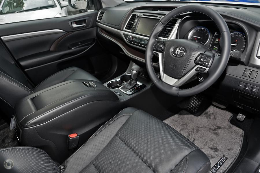 2018 Toyota Kluger Grande GSU55R