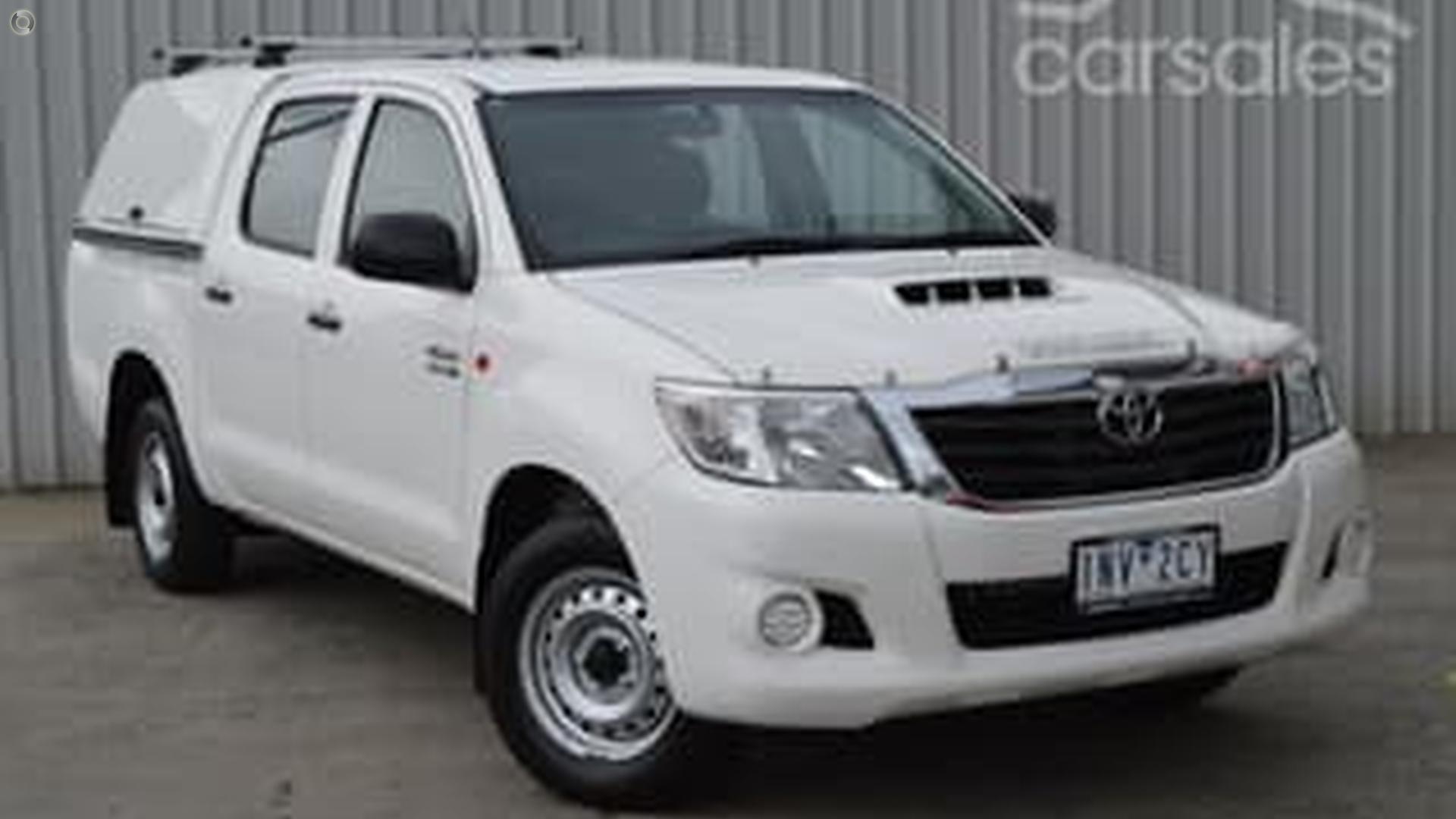 2014 Toyota Hilux KUN16R
