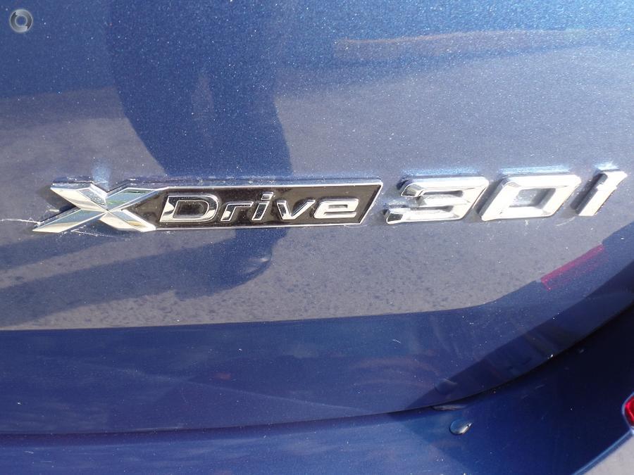 2018 BMW X3 xDrive30i G01