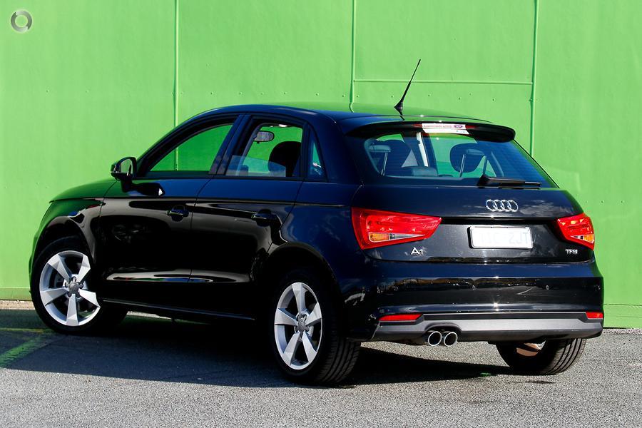2016 Audi A1 Sport 8X - Etheridge Ford