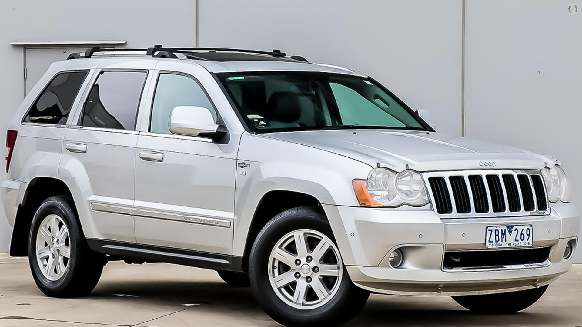 2010 Jeep Grand Cherokee WH