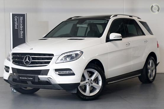 2014 Mercedes-Benz <br>ML 250
