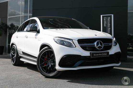 2017 Mercedes-Benz <br>GLE 63