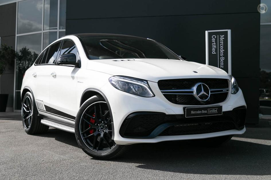 2017 Mercedes-Benz GLE 63 Coupe