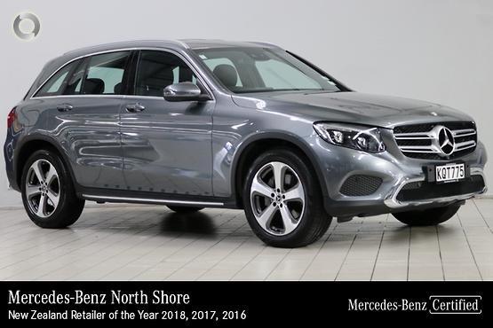 2017 Mercedes-Benz GLC 220