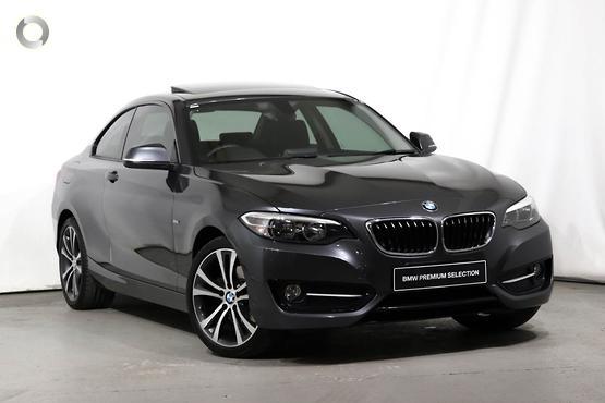 2016 BMW 220 i Sport Line