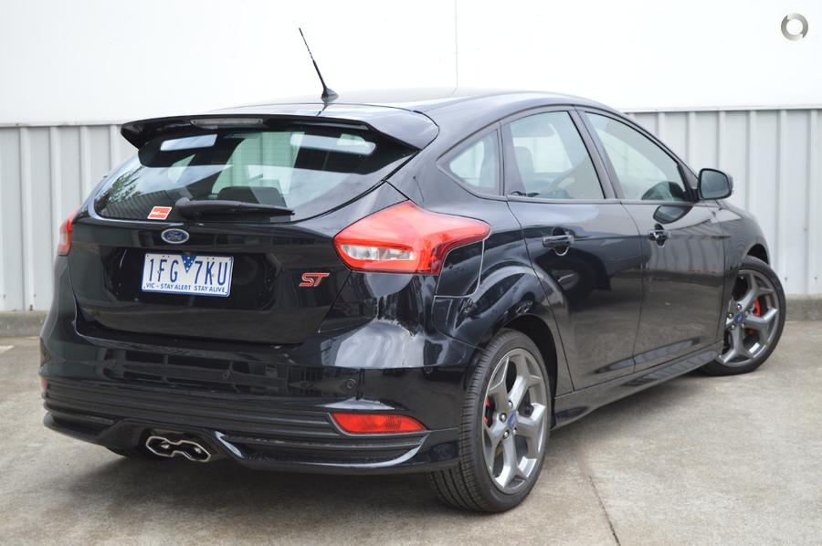 2015 Ford Focus ST LZ