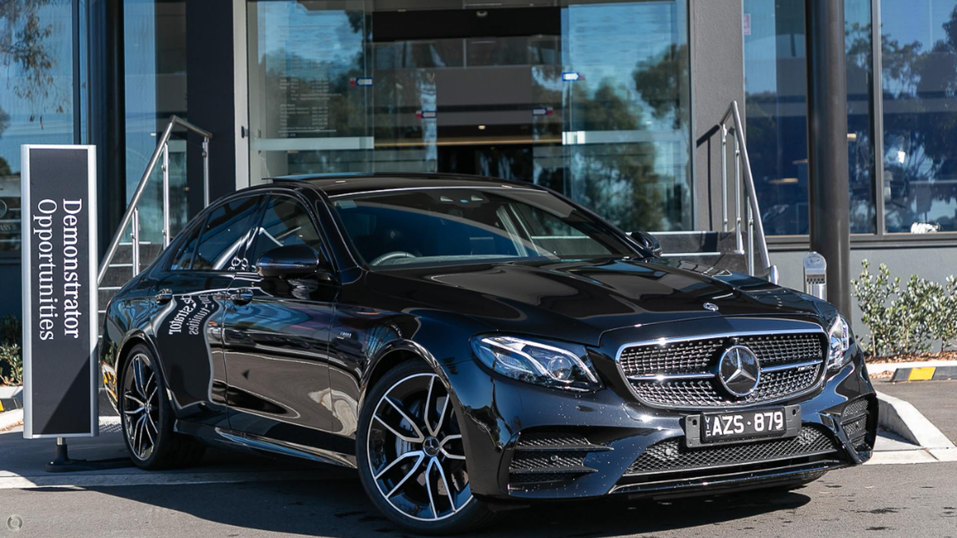 2018 Mercedes-Benz E 53 Sedan