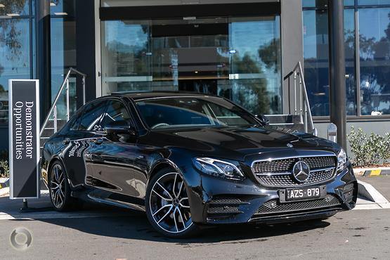 2018 Mercedes-Benz <br>E 53
