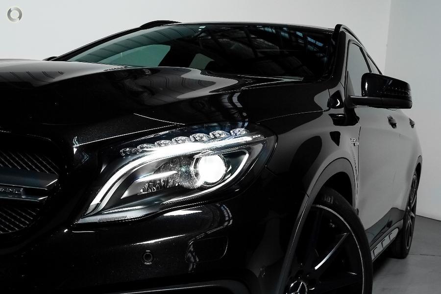 2014 Mercedes-Benz GLA45 AMG X156
