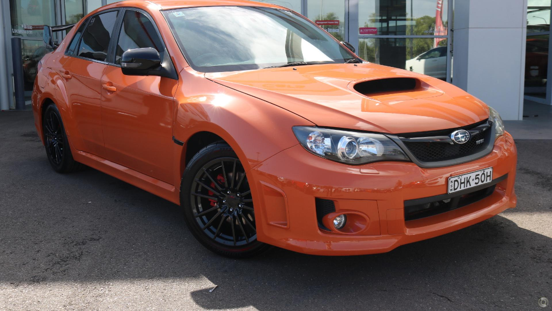 2012 Subaru Impreza G3