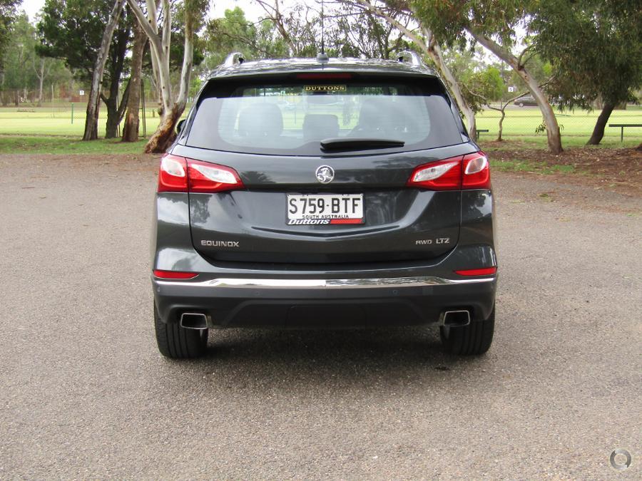 2017 Holden Equinox LTZ EQ