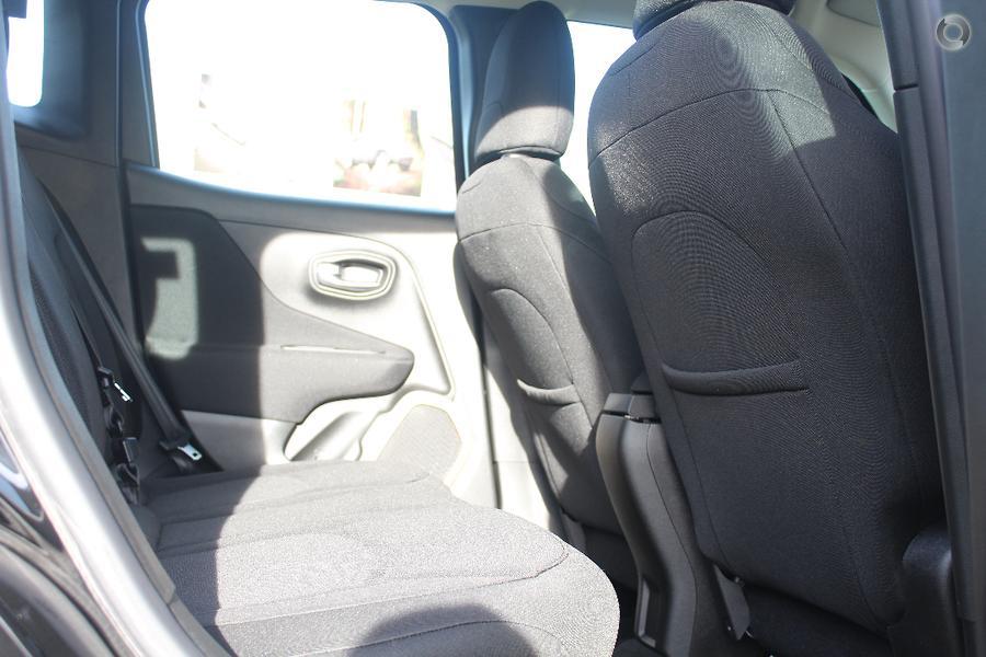 2017 Jeep Renegade Longitude BU
