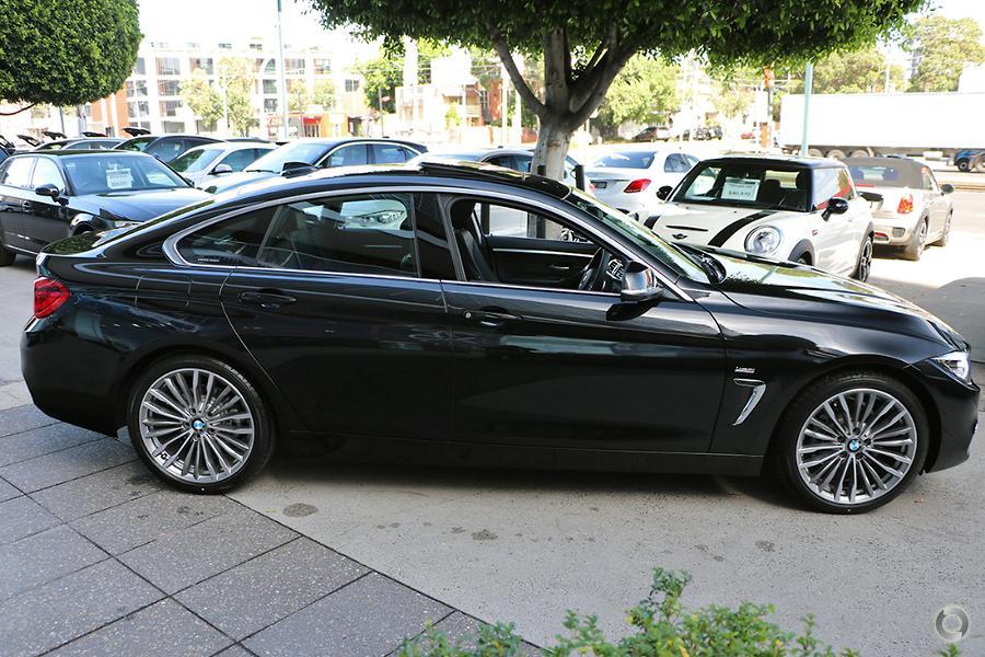 2019 BMW 420i Luxury Edition