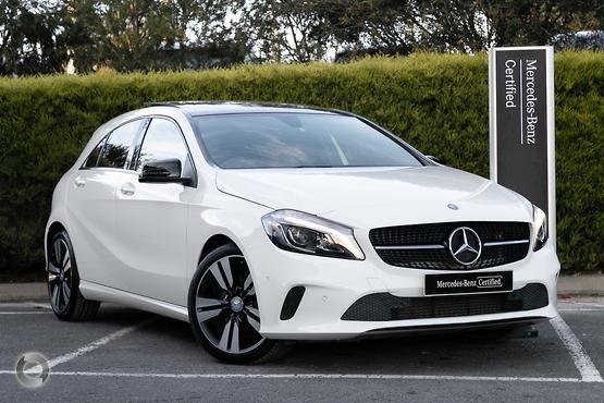 2016 Mercedes-Benz <br>A 200