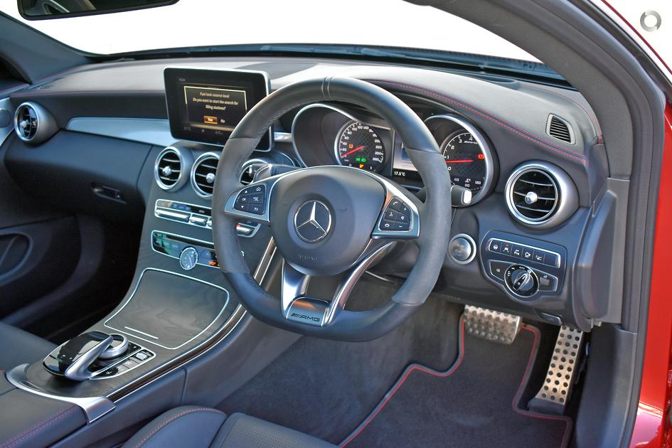 2017 Mercedes-Benz C 43 Coupe