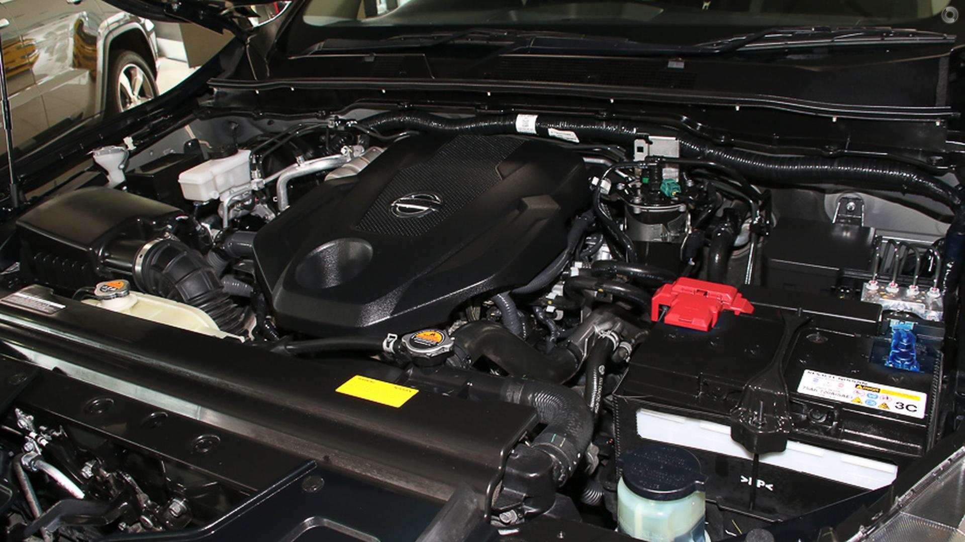 2016 Nissan Navara ST N-SPORT D23
