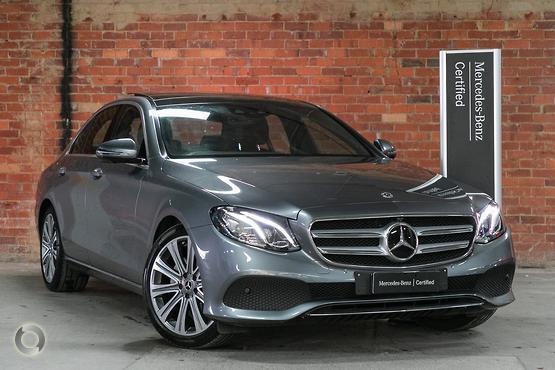 2018 Mercedes-Benz E 200