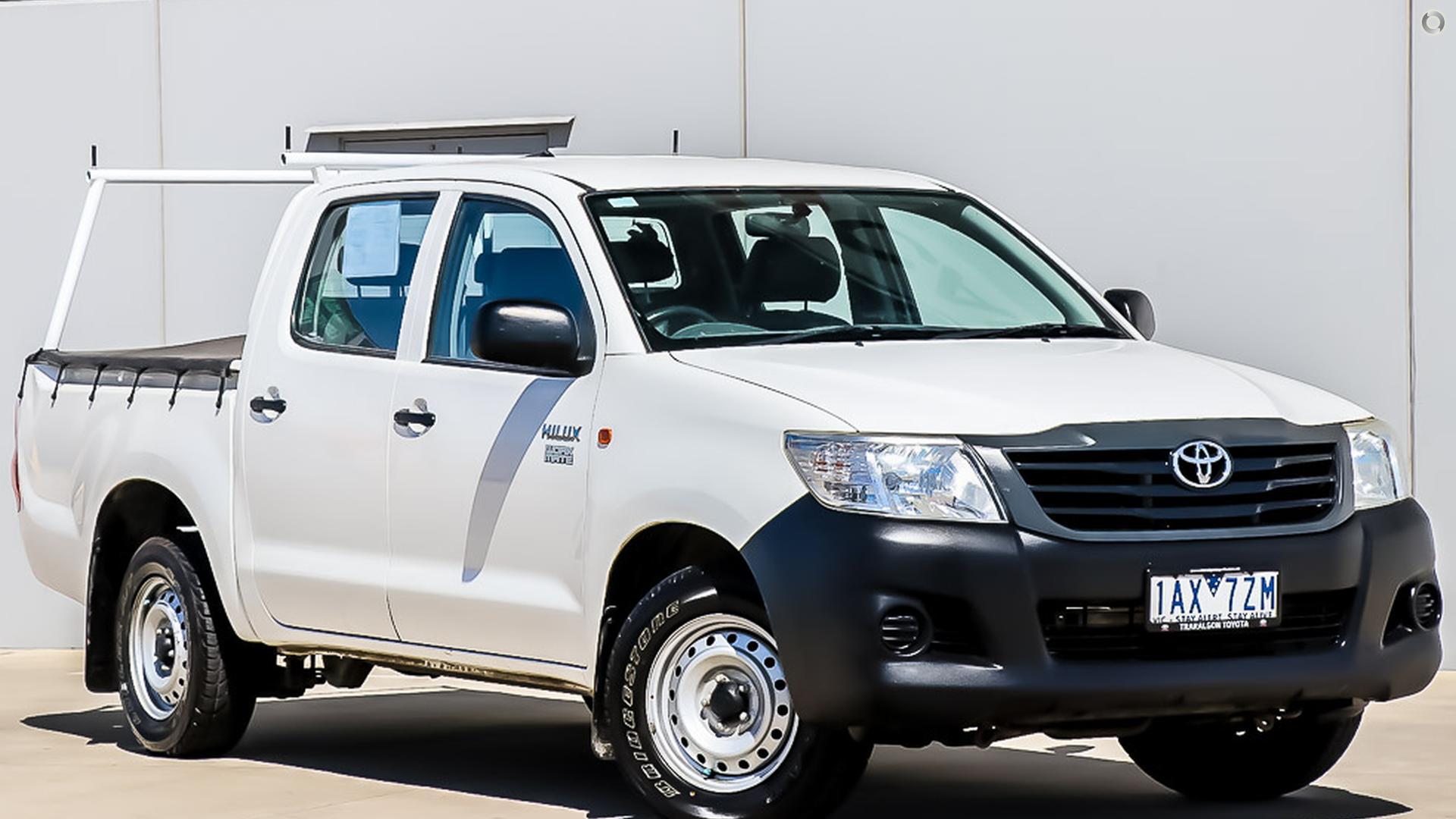2013 Toyota Hilux TGN16R