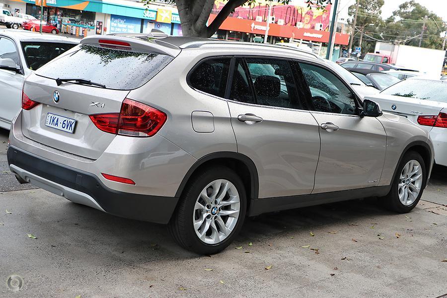 2014 BMW X1 sDrive18d