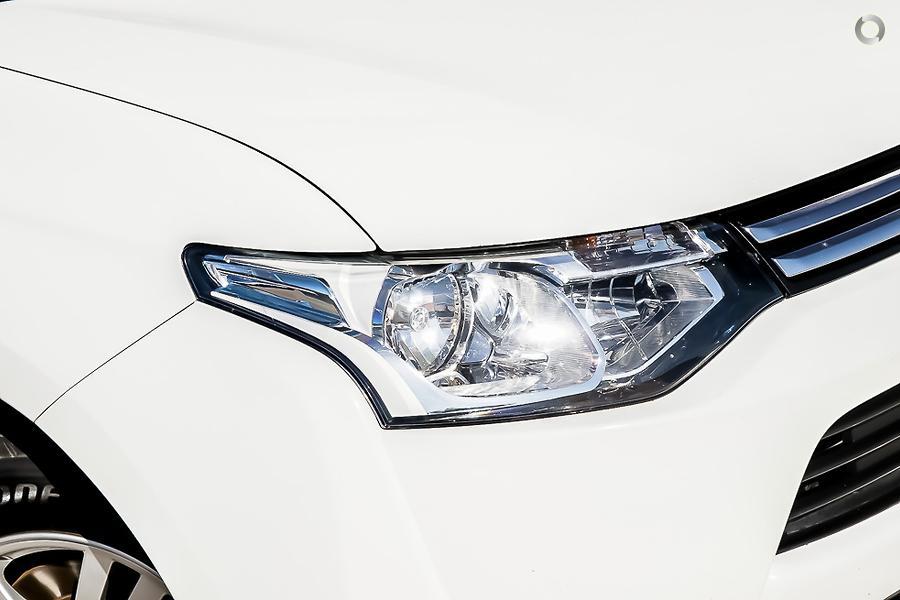 2012 Mitsubishi Outlander LS ZJ