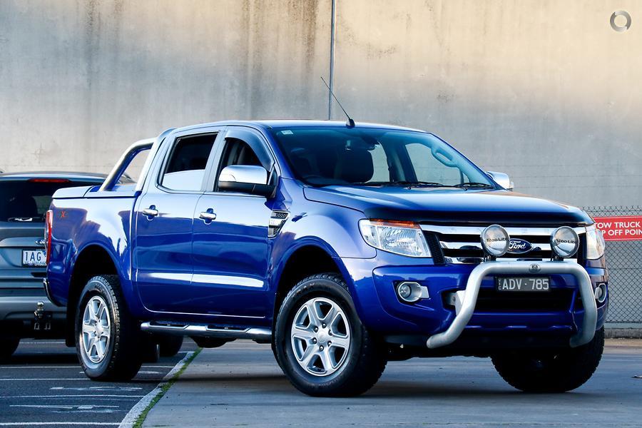 2015 Ford Ranger XLT PX