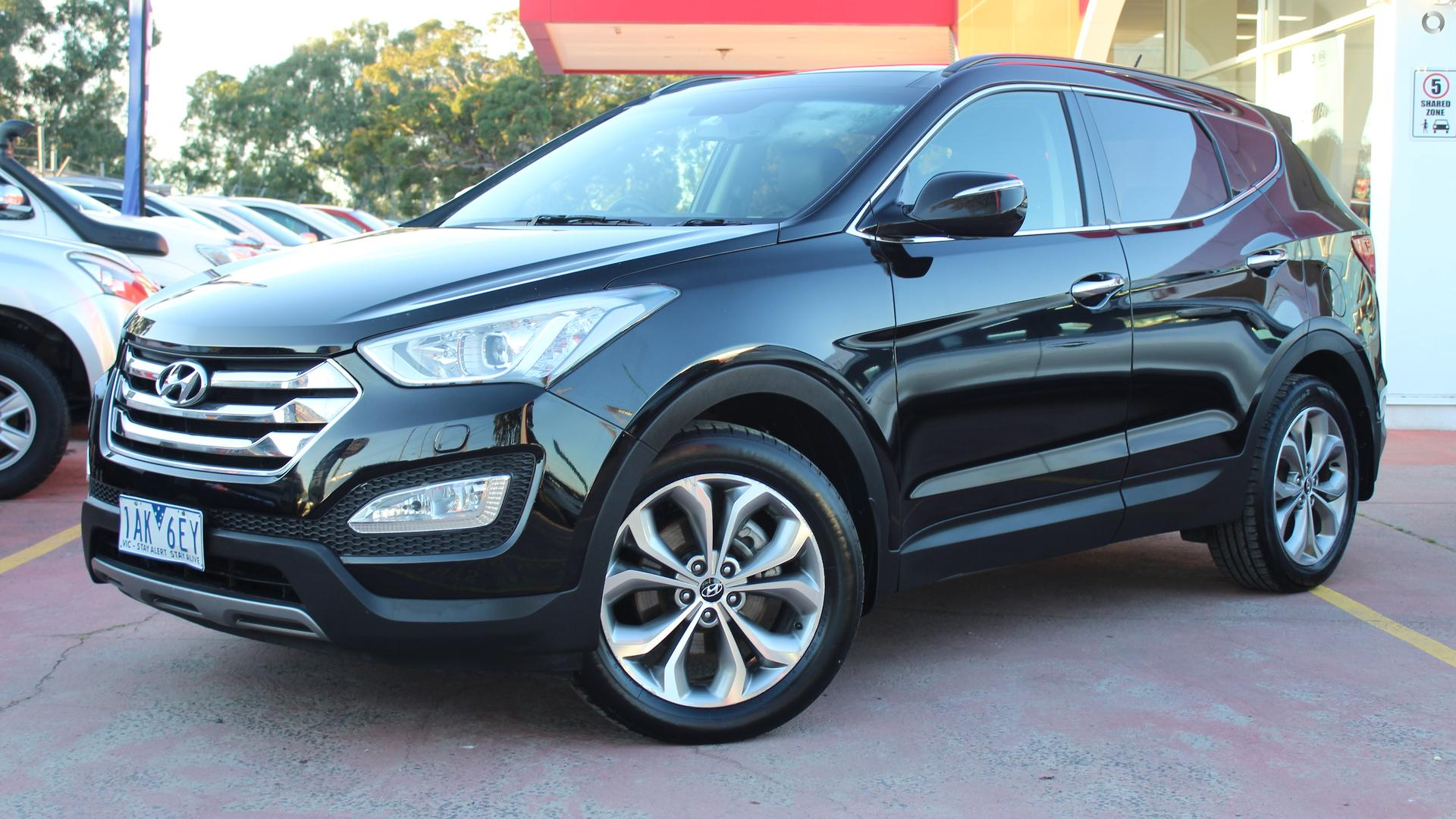 2013 Hyundai Santa Fe DM