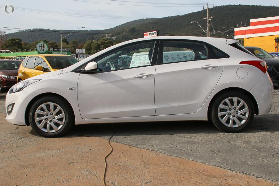 2013 Hyundai i30 Active GD