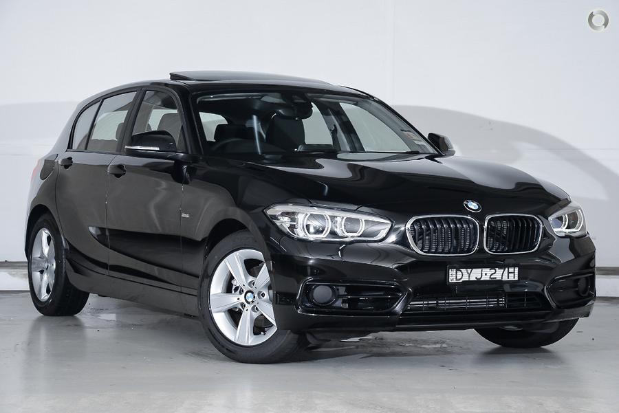 2018 BMW 118i Sport Line
