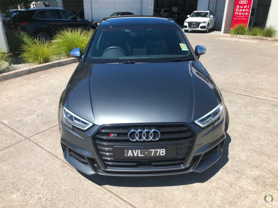 2018 Audi S3  8V