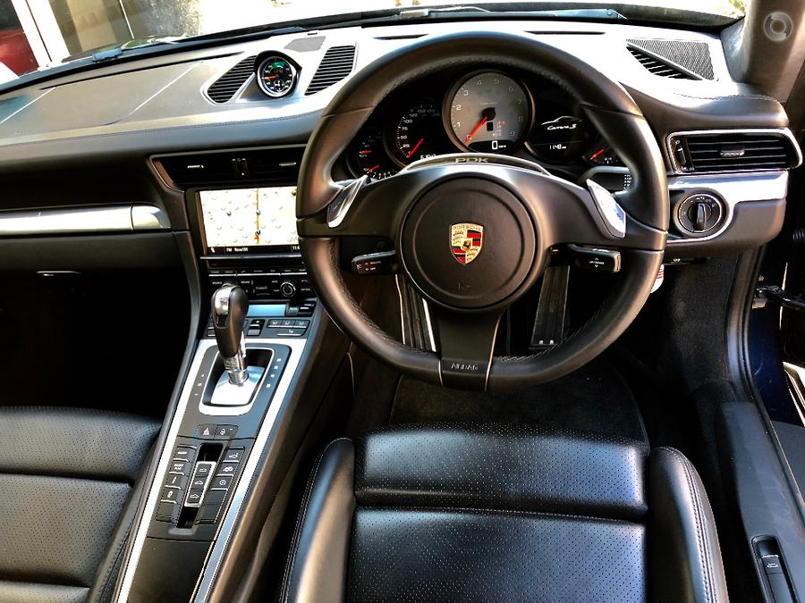 2012 Porsche 911 Carrera S 991