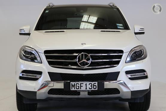 2014 Mercedes-Benz ML 350 CDI