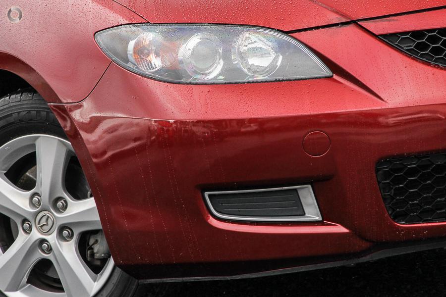 2008 Mazda 3 Neo Sport BK Series 2