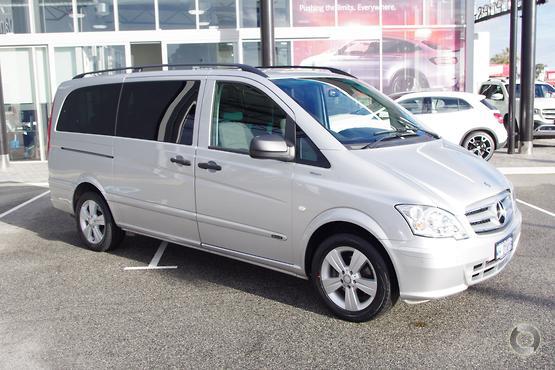2013 Mercedes-Benz VALENTE