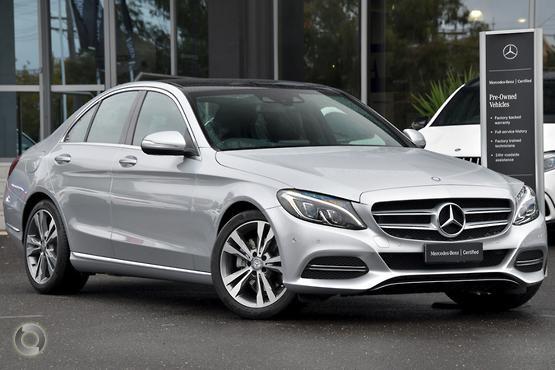 2014 Mercedes-Benz <br>C 200
