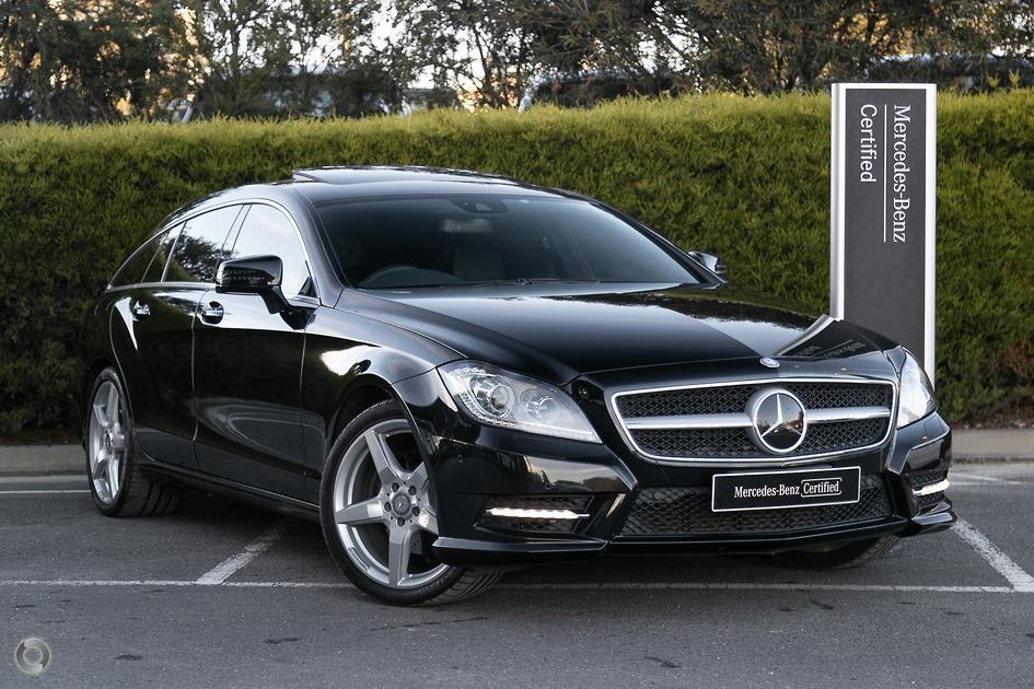 2013 Mercedes-Benz CLS 250 CDI Shooting Brake