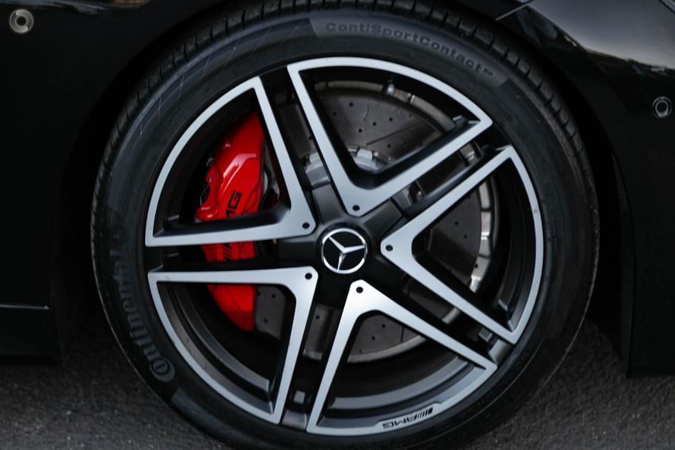 2017 Mercedes-Benz S 63 Cabriolet