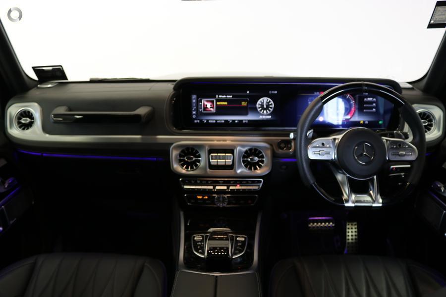 2019 Mercedes-AMG G 63 SUV