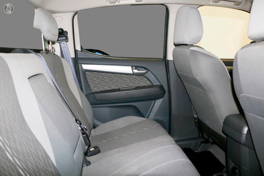 2014 Holden Colorado LS RG