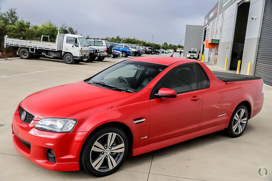 2011 Holden Ute SV6 Thunder VE Series II