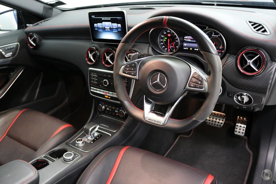 2016 Mercedes-AMG A 45 Hatch