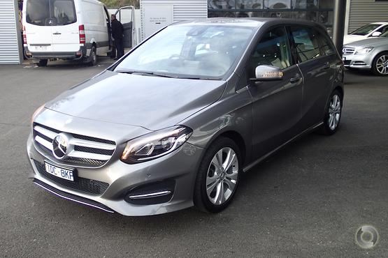 2015 Mercedes-Benz <br>B 200