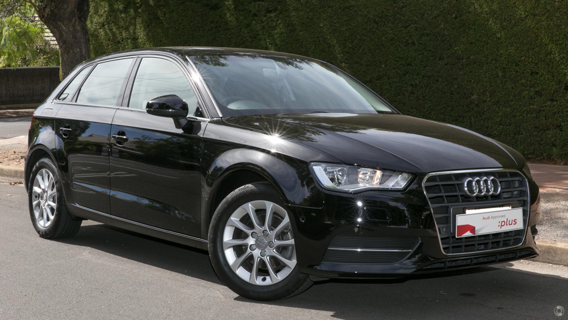 2015 Audi A3 8V