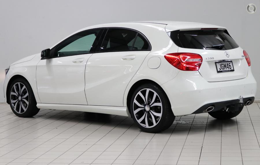 2014 Mercedes-Benz A 200 CDI Hatch