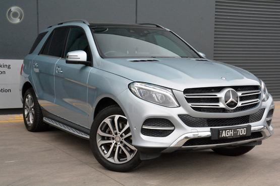 2015 Mercedes-Benz <br>GLE 250