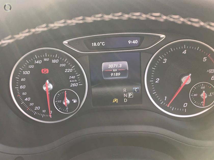 2018 Mercedes-Benz B 200 Hatch