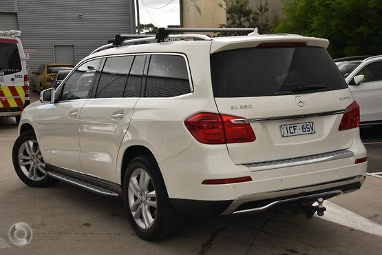 2013 Mercedes-Benz GL 350
