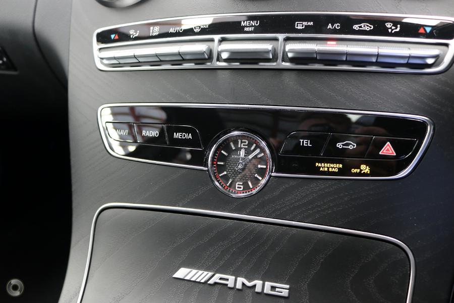 2020 Mercedes-AMG C 63 Sedan