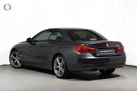 2016 BMW 4 Series 420D Sport Line